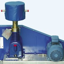 Cylinder filling pumps