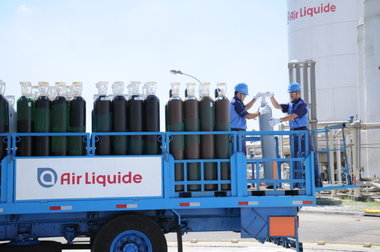 About Air Liquide UK