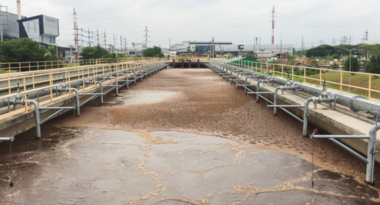 Using CO2 for Waste Water Treatment